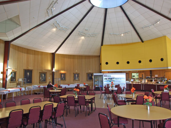 Charles Hastings Education Centre Restaurant