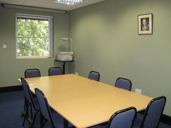 Kalinowski Syndicate Room